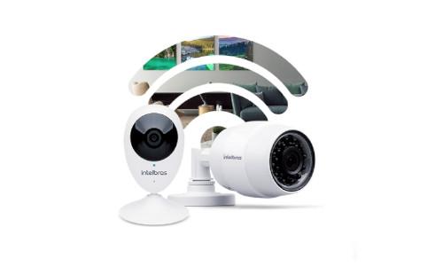 Itiban Segurança Câmeras Intelbras